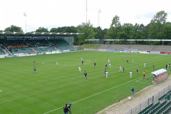 gladsaxe stadion, vy2