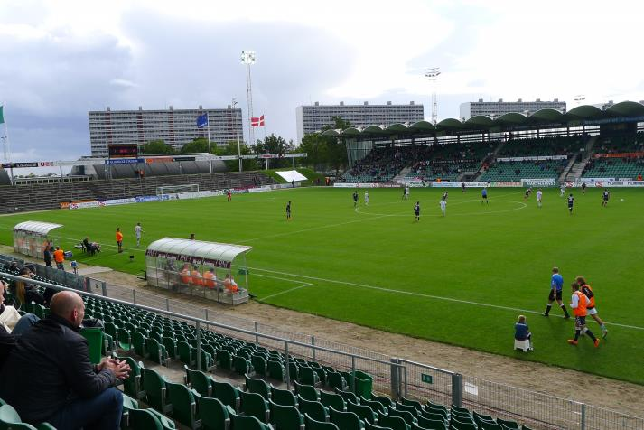 gladsaxe stadion, vy3