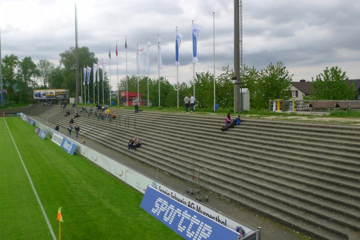south stand