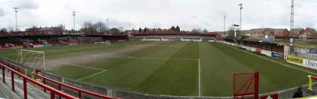 panorama, crown ground