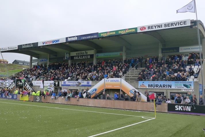 east stand b364