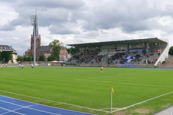 österbro stadion, vy2
