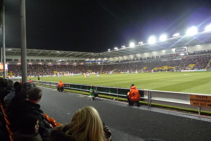 bloomfield road, vy