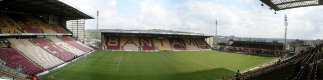 panorama, valley parade