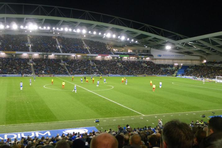 amex community stadium, vy