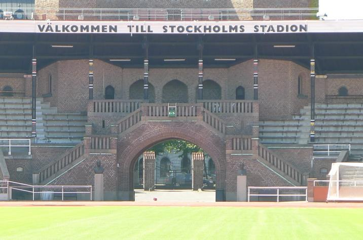 welcome to stockholms stadion
