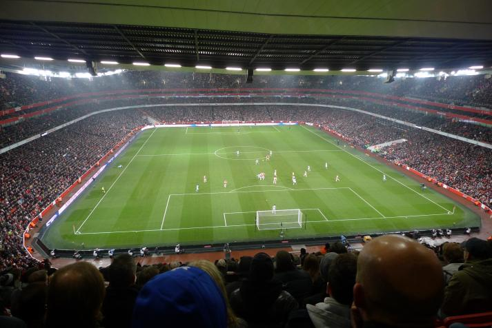 emirates stadium, vy