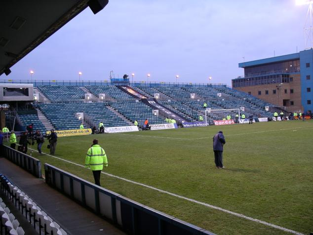 brian moore stand