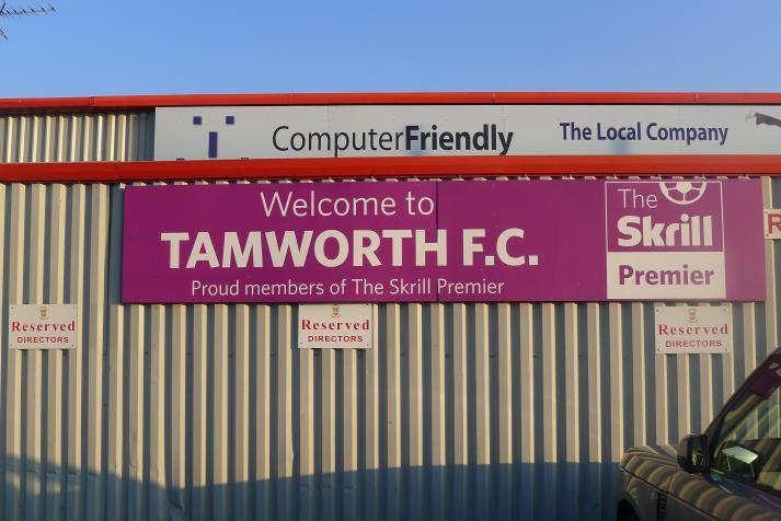 welcome to tamworth