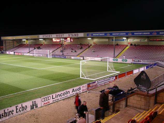 stacey west stand