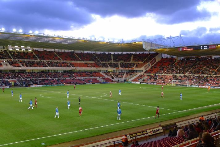 riverside stadium, vy