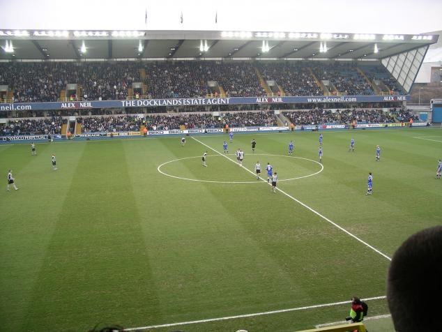 kick off at the den