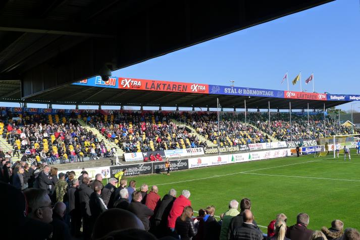 north stand2, 2014