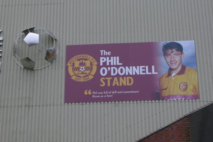 phil o´donnell stand