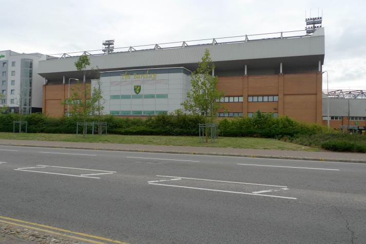barclay end, rear