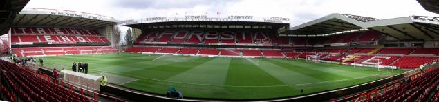 panorama, city ground