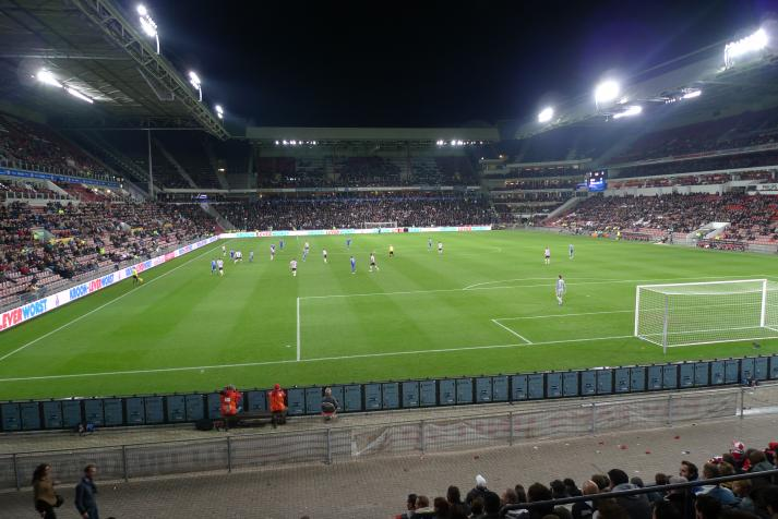 philips stadion, vy