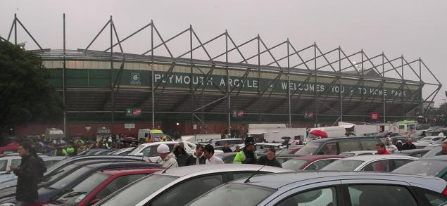 outside home park