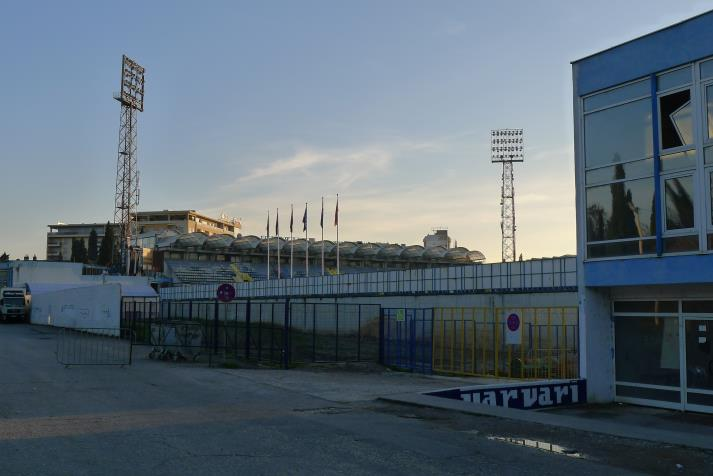 gradski stadion, outside2