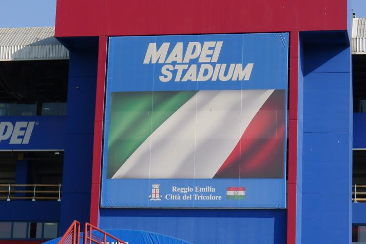 mapei stadium, outside2