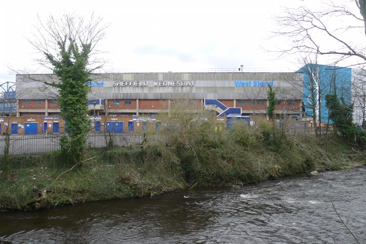 west stand, rear1