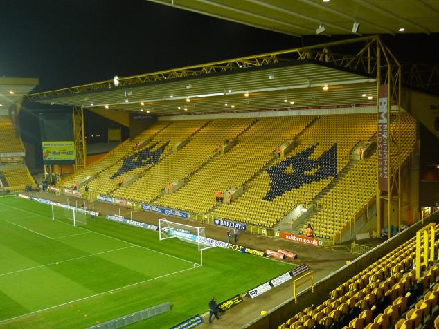 stan cullis stand